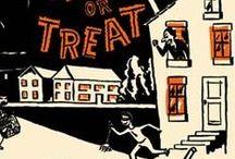 Holidays: Halloween / by Arielle Weiler