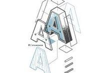 Design: Typography / by Arielle Weiler