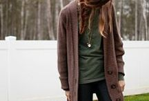 My Style / Quirky, casual, and hipster fashion / by Arielle Weiler