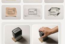 Design: Business Cards / by Arielle Weiler