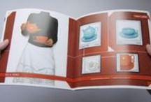 Design: Catalogs / by Arielle Weiler
