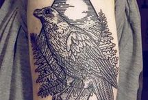 Design: Tattoos / Lovely ink / by Arielle Weiler