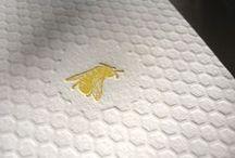 Design: Print Treatments / Admiring the medium of print / by Arielle Weiler