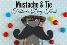 Father's Day / Father's Day Gift Ideas #fathersday #holiday #diy #tutorial #craft #handmade #homemade #recipe #gift #dad