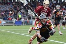 Lacrosse / fastest sport on two feet