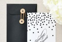 Design: Invitations / by Arielle Weiler