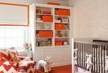 Tangerine-2012 Pantone Color of the Year / by BelliniBabies