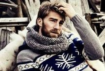 Winter Classics / Chilly? See the hottest picks here: http://www.wantering.com/mens-clothing/sweater/ / by Wantering Fashion