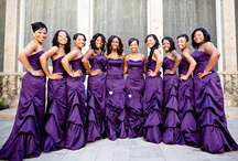 Purple Wedding ideas. / by Orchid Event Design