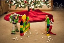 Elf on the Shelf / Elf on the Shelf Ideas #christmas #holiday #diy #tutorial #craft #handmade #homemade #recipe #gift