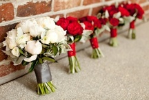 Wedding flowers: bouquets & boutonnieres / Amazing ideas for bride's and bridesmaids' bouquets and groom's and Bestmen's  boutonnieres. / by Orchid Event Design