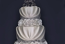 Indulgence Wedding Cakes / by Orchid Event Design