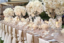 Reception decor inspirations / by Orchid Event Design