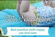Cloth Nappy Love / A collection of the best cloth nappy use and care tips.
