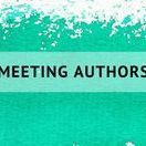 Meeting authors / Book Events, Authors, Publicists,