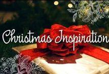 Christmas Inspiration / Simple, beautiful ideas for a heartfelt Christmas season.