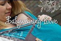 Babywearing Love