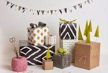Craft: Gift Wrap / by Arielle Weiler