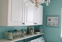 Laundry Room / by Miranda W