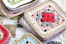 crochet blocks, hexies etc. / by Lita Ashley