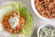 Healthy Recipes & Weight Watchers Stuff / by Melanie Portilla