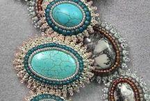 Beads ... Bracelets / by Lori M.