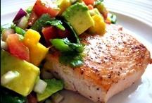 Food: Fish/Seafood / by Sara LaMothe