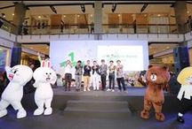 NAVER LINE / LINE is a new communication app which allows you to make FREE voice calls and send FREE messages whenever and wherever you are, 24 hours a day!