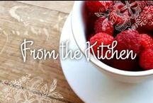 From the Kitchen / Great recipes, kitchen hacks and simple solutions for getting the most out of cooking for a family.