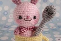 Amigurumi / by Lita Ashley