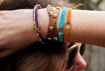 Crafts - Friendship Bracelets / Friendship bracelet tutorials, how tos and DIYs. #craft #friendshipbracelet, #DIY #tutorial #kids / by Stacy Molter Photography   Fancy Shanty