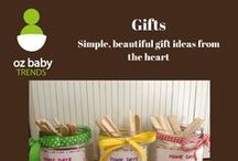 Gifts / Simple, beautiful gift ideas from the heart.