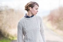 Pullovers and Vests / by Brooklyn Tweed
