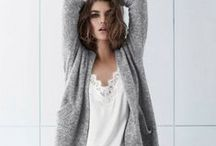 Comfy Loungewear / Whether you are staying home this weekend or hanging out with friends, get comfy in style. http://www.wantering.com/inspiration/luxe-loungewear/ / by Wantering Fashion