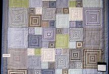 Quilt inspiration / Quilts that inspire me either in their total expression, their colours, or layout.