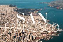 San Francisco / An amazing City / by Lorrie Meier