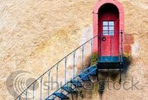 Doors & Windows around the world / A look at the arty, rustic and colourful doors found worldwide
