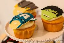 Superhero Birthday Party / by Miranda W