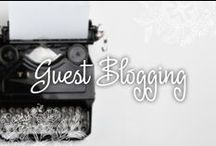 Guest Blogging / A collection of guest articles and posts that I have written and some of the special places we've been featured.