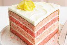 Dessert Recipes / My favorite dessert recipes. #dessert #holiday #diy #tutorial #recipe #gift #food #cake #cupcake #candy #chocolate