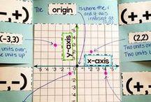 Teach: Middle Grades Math / by Melissa Kelly