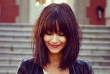Hair love / Hairstyles I want