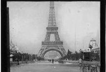 Paris manchot / Une petite promenade dans le Paris de l'ancien temps à partir des collections des archives départementales de la Manche / by Archives Manche