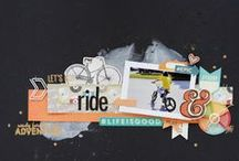My Boys Rule DT Layouts / Projects / Projects created for Boys Rule Kit Club DT assignments www.boysrulescrapbookkits.blogspot.ca