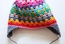 crochet  & knit hats / by Lita Ashley