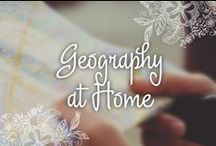 Geography at Home