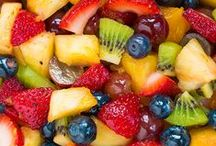 Colorful food / We take some inspiration from colorful food
