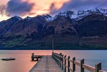 New Zealand - inspiration for itinerary