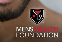 Men's Health Foundation / The Men's Health Foundation is dedicated to providing high-quality men's healthcare and improving the lives of all men, especially focusing on young men of color. Alternatives worked with founder Dr. Tony Mills, MD, to create branding, marketing tools and a website to build awareness for the foundation.