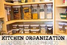 Home Organization / The best home organization tips & ideas. If you're prone to cluttered spaces, these tricks will keep your rooms tidy! / by Beltway Bargain Mom